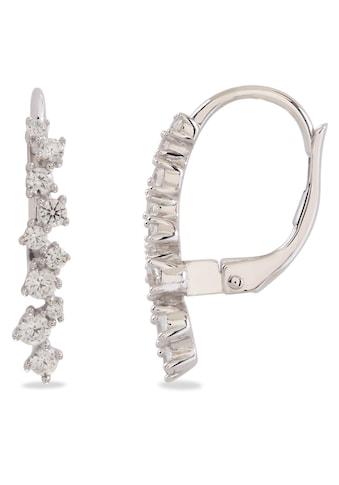 VILMAS Paar Ohrhänger »Sparkle Row Large, 4028146649507« kaufen