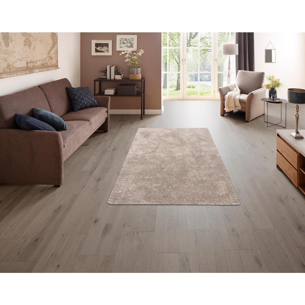 Guido Maria Kretschmer Home&Living Hochflor-Teppich »Rom«, rechteckig, 40 mm Höhe, gewebt