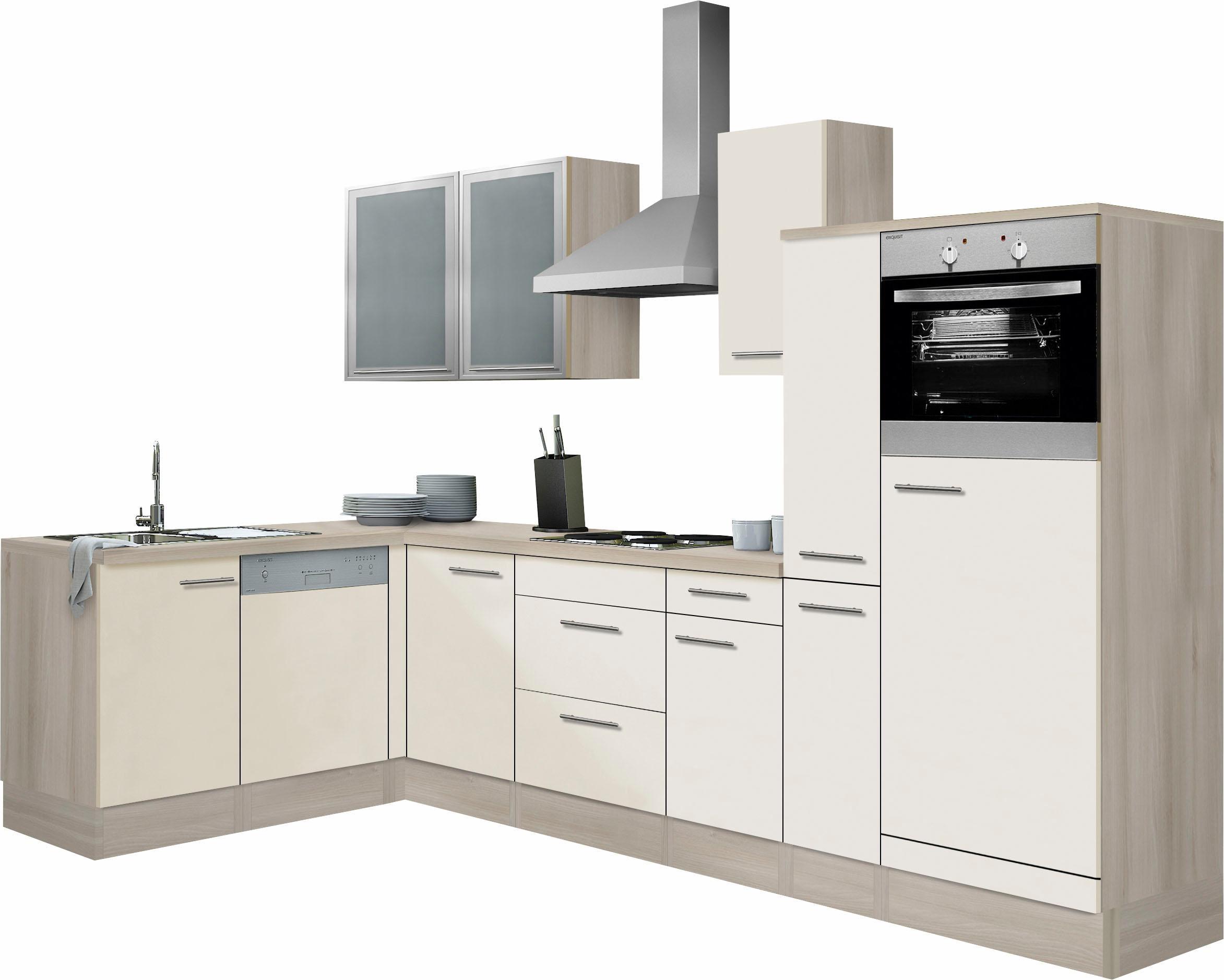 OPTIFIT Winkelküche »Kalmar« | Küche und Esszimmer > Küchen > Winkelküchen | OPTIFIT
