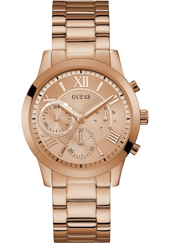 Guess Multifunktionsuhr »SOLAR, W1070L3« kaufen