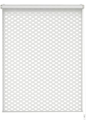 GARDINIA Doppelrollo »EASYFIX Doppelrollo Cut-Out Kreis«, Lichtschutz, ohne Bohren, im Fixmaß kaufen