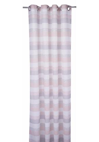 TOM TAILOR Vorhang »SIMPLE STRIPES«, HxB: 245x140 kaufen