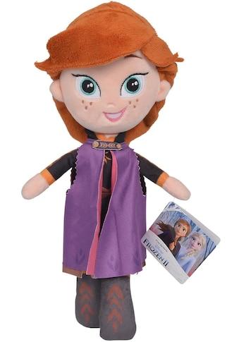 SIMBA Plüschfigur »Disney Frozen 2, Anna, 25 cm« kaufen