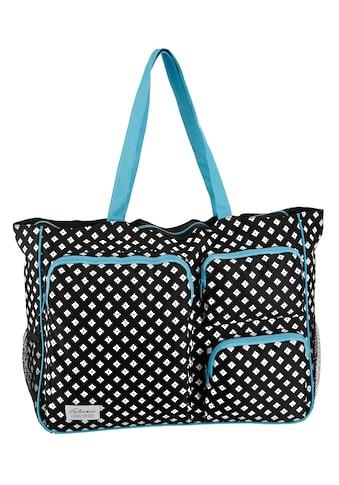 fabrizio® Strandtasche, mit viel Stauraum kaufen