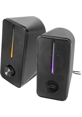 Speedlink »SL - 810006 - BK« Lautsprechersystem (12 Watt) kaufen