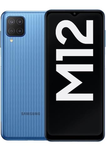 """Samsung Smartphone »Galaxy-M12 - 64GB«, (16,55 cm/6,5 """", 64 GB Speicherplatz, 48 MP... kaufen"""