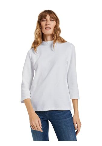 TOM TAILOR Langarmshirt, mit Stehkragen kaufen