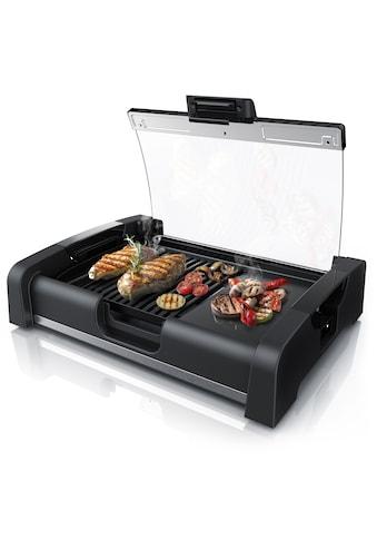 Arendo Gourmet Tischgrill mit Glasabdeckung »Elektrogrill 1650W« kaufen