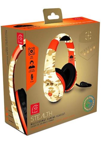 »Multi Format Warrior Camo« Stereo - Headset kaufen