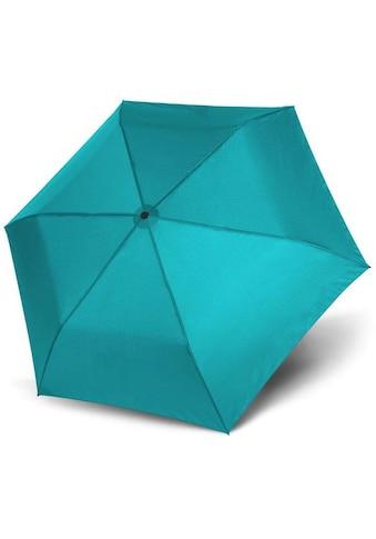 doppler® Taschenregenschirm »Zero Magic, uni aqua blue« kaufen